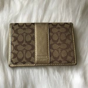 ⚜️ COACH Small Wallet ⚜️